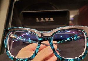 Eyeglasses L.A.M.B by gwen Stefani
